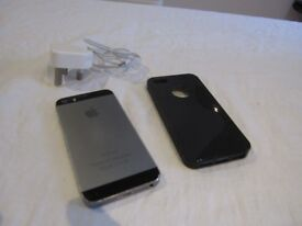 Apple iPhone 5s - 16GB - Space Grey is on vodafone network