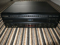 Pioneer cld-2720k Laser Disc Player CD/CDV LD PLAYER Boxed with 6 Discs