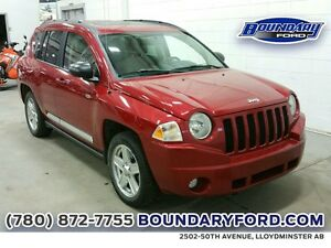 2010 Jeep Compass 4WD 4dr North Edition W/ SUNROOF, HEATED SEATS