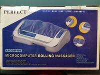 Microcomputer Rolling Massager