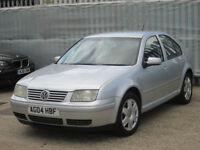 2004 (04 reg), Volkswagen Bora 1.9 TDI SE 4dr
