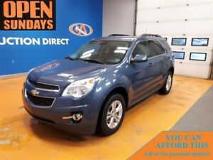 2012 Chevrolet Equinox 1LT AWD ONLY 91000KM! FINANCE NOW!