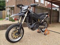 Husqvarna sm610, 2008, low mileage, excellent condition