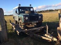 1996 P LANDROVER DEFENDER 110 300Tdi 1 Owner 114k Project