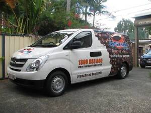 Existing Mobile Coffee Van Franchise for Resale Acacia Ridge Brisbane South West Preview