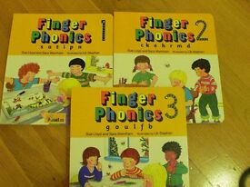 Jolly Phonics Learn to read system