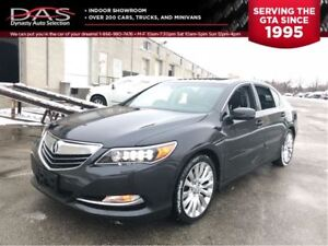 2014 Acura RLX TECHNOLOGY PKG/NAVIGATION/REAR VIEW CAMERA