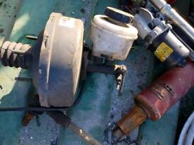 Ldv convoy master break cylinder and safo