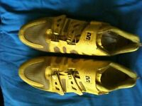 Mavic huez road bike shoes size10.5 /45