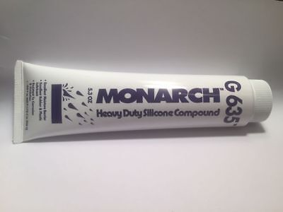- Dielectric Grease   Monarch G635 Heavy Duty Silicone Compound 5.3Oz