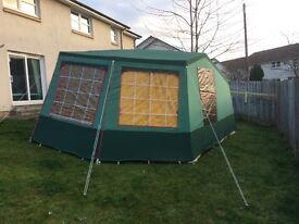 Cabanon Rotunde family tent