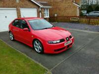 Seat Leon Cupra 180bhp 6speed