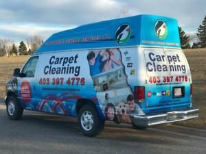 Same Day Service Available • SUPER DEEP Carpet Steam Cleaning • Powerful Truckmounted Machine • BBB