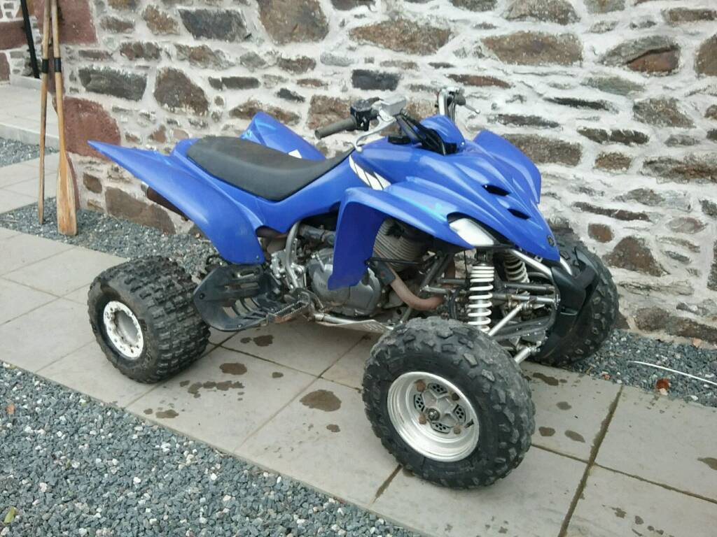 yamaha 350 raptor quad in turriff aberdeenshire gumtree. Black Bedroom Furniture Sets. Home Design Ideas