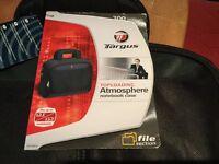 New, Targus top loading Atmoshere Notebook Case £10.00