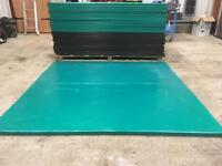 EVA crash and tumble mats