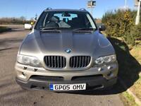 BMW X5 3.0 SE DIESEL MANUAL! 2005