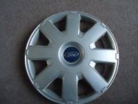"Ford Focus/Mondeo Genuine wheel trim 16"""