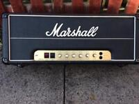 1980 Marshall JMP 2203 100 watt Master Volume Head