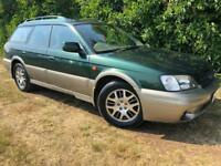 AUTOMATIC SUBARU 4x4 LEGACY OUTBACK - LEATHER FAST
