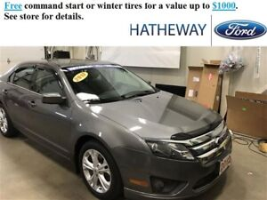 2012 Ford Fusion SE - Extra Care Warranty