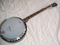 Epiphone MB200 5 String Banjo.