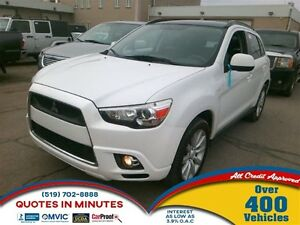 2011 Mitsubishi RVR GT | AWD | SUNROOF | HEATED SEATS