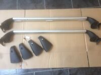 Roof Bars forVauxhall Insignia Hatchback