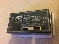 Palmer Junction Guitar DI / speaker emulator