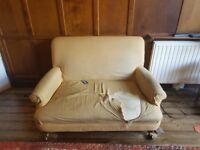 Multiyork Grosvenor sofa in need of reupholstering