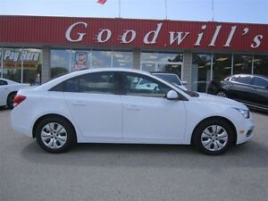 2015 Chevrolet Cruze 1LT! CLEAN CARPROOF! FACTORY REMOTE START!