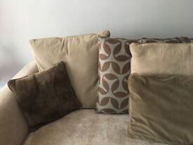 Barker and Stonehouse Sofa - mink