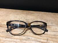 Chanel Karl largerfield ladies brown glasses frames