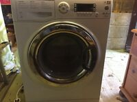 Top of the range Hotpoint 10kg A+++ efficient washing machine!