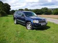 Jeep Grand Cherokee 3.0 CRD 2006 – NEW TURBO May 2016: MOT August 2018