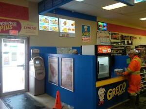 Add on business - Greco Xpress and/or Capt Submarine Xpress