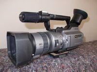 Sony DCR-VX2100E Semi Pro DV Camcorder