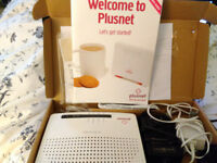 2 x Plusnet routers, Free to collector