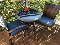 Chatsworth Bistro outdoor set
