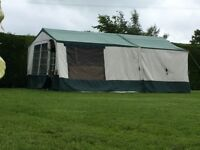 Trailer tent - 6 berth with kitchen