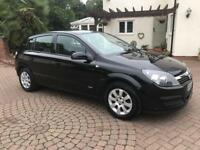 06 Vauxhall Astra Club ,Lovely Condition,