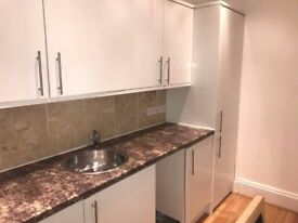 2 bedroom flat with the garden £1200pcm