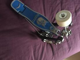 Bigdog bass drum /Kick Drum single pedal