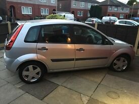 Ford Fiesta climate 2006 1.4 tdci £30 a year road tax