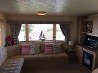 Caravan to let 8 Berth Caravan sited on a Haven site in New Quay Quay West West Wales