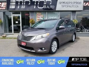 2011 Toyota Sienna XLE ** Leather, Sunroof, Heated Seats, Backup