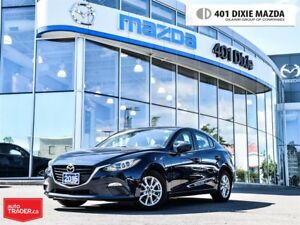 2015 Mazda Mazda3 GS,1.9% FINANCE AVAILABLE, ONE OWNER, NO ACCID