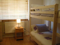 Room to Share with a Girl in White City W12 London. 1 or 2 Girls - Close to Westfield