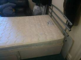 Double Bed and Mattress - great condition
