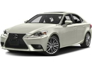2014 Lexus IS 250 BC OWNED & GREAT CONDITION